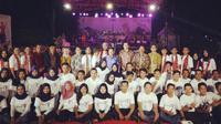 GenPI Jambi dideklarasikan saat enutupan Festival Batanghari, gass!