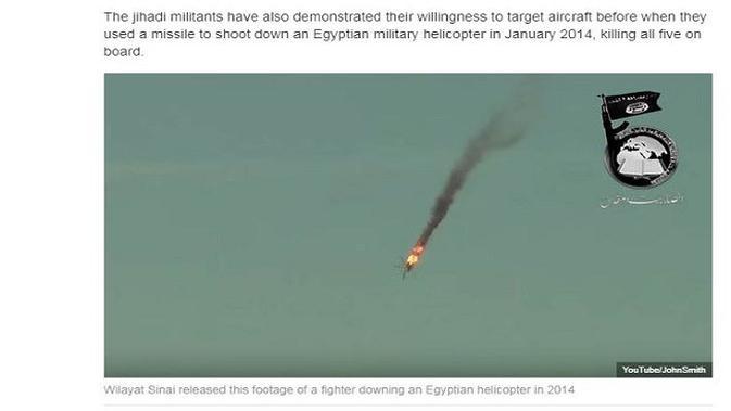 Gambar Tangkapan Layar Artikel dari Situs express.co.uk