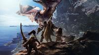 Monster Hunter World bakal dirilis di PS4, Xbox One, dan PC. (Doc: Gamestop)