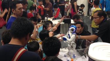 Indonesia International Robot Show di AEON Mall BSD City. Dok:Sinar Mas Land