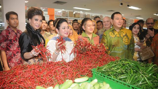Bina UMKM, Tommy Soeharto Buka Goro di Cibubur