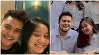 Momen kebersamaan Galih Ginanjar dan Sabrina Ristawan yang makin romantis. (Sumber: Instagram/@galihginanjar)