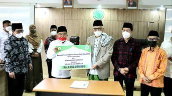Dewan Masjid Indonesia Beri Bantuan Rp 1 Miliar Untuk Pembangunan RS di Hebron Palestina