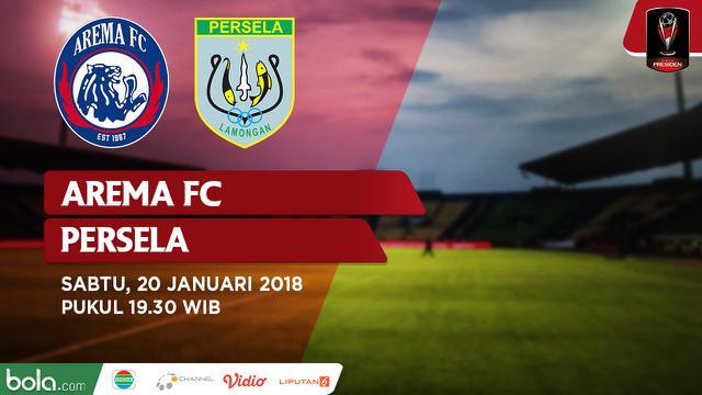 Prediksi Arema Fc Vs Persela Pertaruhan Gengsi Pelatih Indonesia Bola Com