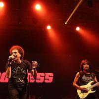 God Bless di Volcano Rock Festival (Bambang E Ros/Bintang.com)
