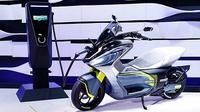 Motor listrik Yamaha E01 Concept (Yamaha)