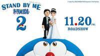 Film Doraemon, Stand By Me 2 (dora-world/ Instagram/ dorachan_official)