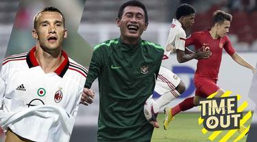 Berita video Time Out yang membahas tentang 10 pesepak bola yang merambah dunia politik dan juga 5 pemain Timnas Indonesia yang memiliki followers terbanyak di Instagram.