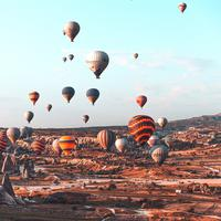 Cappadocia/Unsplash Daniil