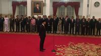 Letjen Doni Monardo dilantik jadi Kepala BNPB (Liputan6.com/Lizsa Egeham)