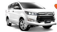 Penyegaran terhadap Toyota Innova dilakukan di India dan akan resmi meluncur minggu ke-2 April 2019. (gaadiwaadi)