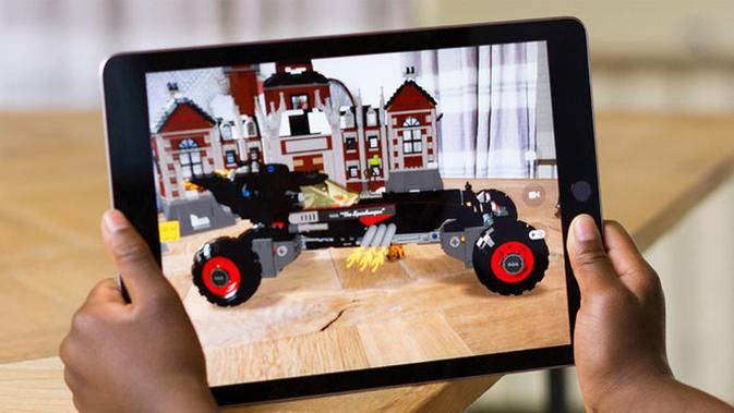 Augmented Reality jadi barang jualan utama Apple di iOS 11. (Doc: Istimewa)