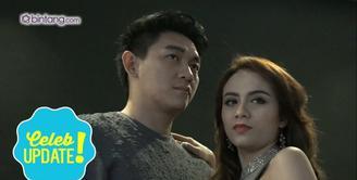 Cinta Ifan Seventeen dan calon istrinya, Dylan Sahara berawal dari perjodohan.