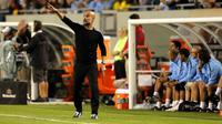 Manajer Manchester City, Pep Guardiola. (AFP/ELSA / GETTY IMAGES NORTH AMERICA)