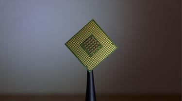 Ilustrasi Chip