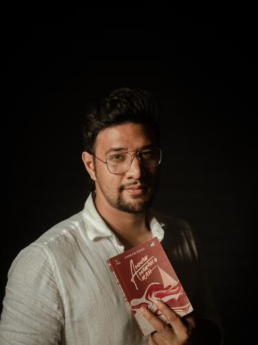Ammar Zoni. (Foto: Dok. Aish TV)
