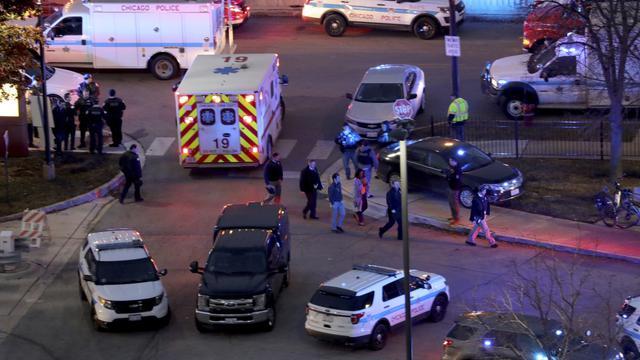Kronologi Penembakan Maut di Rumah Sakit Chicago, 4 Orang Tewas
