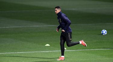 Latihan Juventus