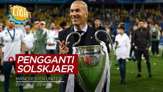 Berita video spotlight kali ini membahas tentang empat calon pelatih yang bakal menggantikan Ole Gunnar Solskjaer Di Manchester United.