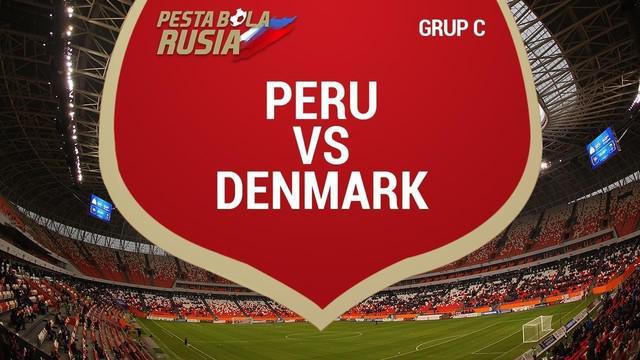 Berita video catatan efektivitas Denmark saat mengalahkan Peru pada laga Grup C Piala Dunia 2018, Sabtu (16/6/2018).