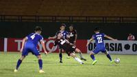 PSM Makassar takluk 0-1 ditangan tuan rumah Becamex Binh Boung pada leg pertama semifinal Piala AFC 2019 zona Asia Tenggara di Gou Dao Stadium, Rabu (19/6/2019). (Dok PSM)