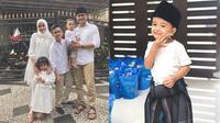 Potret Zavier Anak Hengky Kurniawan dan Sonya Fatmala. (Sumber: Instagram.com/sonyafatmala)
