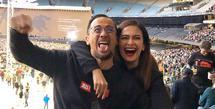 Ersa Mayori dan Otto Satria Jauhari (Instagram/ersamayori)