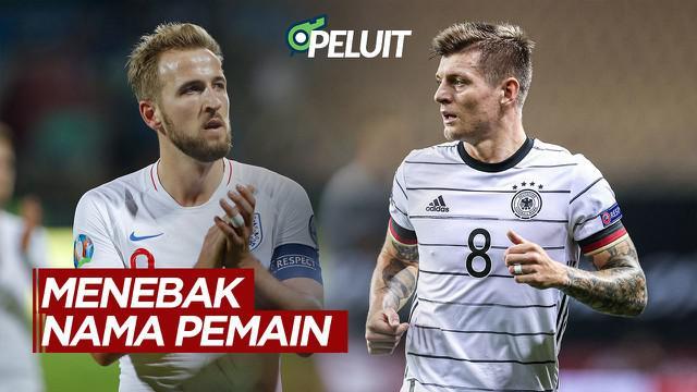 "Berita Video Menebak Pemain-pemain Bintang di Euro 2020, Ada yang Sebut ""Lulaku"""