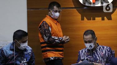 Dugaan Korupsi Bansos COVID-19, Bupati Bandung Barat dan Anaknya Resmi Huni Rutan KPK