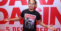 Tanta Ginting rilis film terbaru Darah Daging di Epicentrum XXI, Jakarta Selatan, Senin (2/12). (Adrian Putra/Fimela.com)
