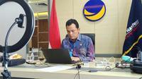 Ketua DPP NasDem Bidang Hubungan International Martin Manurung. (Istimewa)