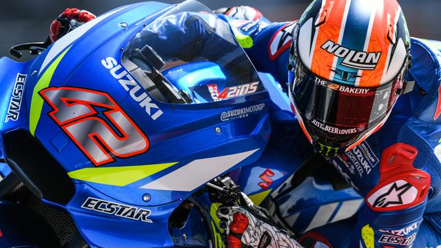 Motogp Incar Juara Dunia Alex Rins Siap Saingi Marc Marquez Bola Liputan6 Com