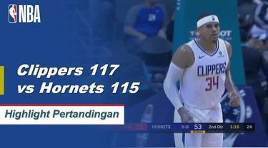 tobias Harris mencetak gol kemenangan dengan sisa empat detik saat Clippers bangkit dari ketinggalan 20 poin untuk menang. Info lebih banyak