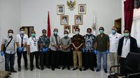 kunjungan kerja monitoring lapangan dan pengawasan BBM dan Gas Bumi ke Provinsi Aceh dan Sumatera Utara, Kamis (2/7).