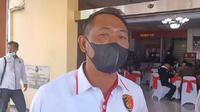 Kepala Satuan Reserse Kriminal Polres Bojonegoro AKP Iwan Hari Poerwanto. (Ahmad Adirin/Liputan6.com)