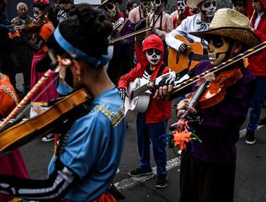 Kolombia Merayakan Festival Hitam dan Putih