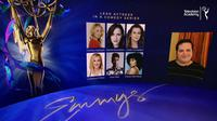 Pengumuman nominasi Primetime Emmy Awards ke-72  (The Television Academy via Invision/AP)