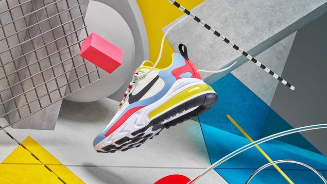 Penuh Warna dan Bergaya Seni, Nike Perkenalkan Koleksi