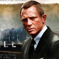 Daniel Craig, pemeran James Bond di Skyfall.