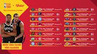 Pertandingan NBA 2020/2021 pekan kesembilan dapat disaksikan melalui platform streaming Vidio. (Dok. Vidio)