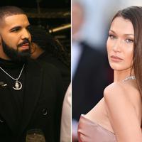 Usai merilis album baru, ada salah satu lagu yang membuat fans bertanya-tanya mengenai rumor hubungan Drake dan Bella Hadid. (pagesix)