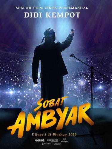 Poster Film Sobat Ambyar
