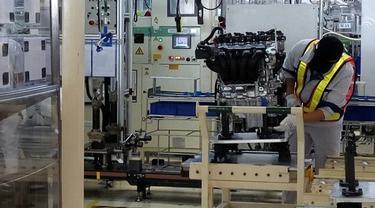 Pabrik Baru, Toyota Bisa `Kebut` Produksi Mesin