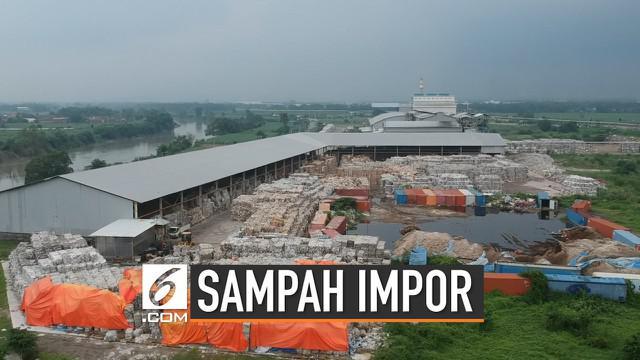 Bea Cukai Surabaya berhasil menggagalkan masuknya lima kontainer sampah asal Amerika Serikat. Kini kelima kontainer sampah tersebut telah dikembalikan.