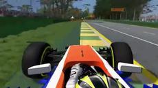 Video game yang di unggah pada youtube dengan nama akun Rafael Pradipta telah menampilkan Rio Haryanto dengan mobil Manor Racing MRT05 dalam game simulasi balap komputer terkenal yaitu rFactor.