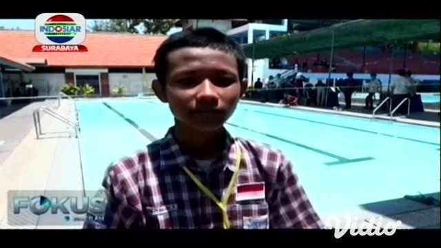Siswa tingkat menengah atas dari berbagai daerah Jawa Timur mengikuti kompetisi robot bawah air, yang diselenggarakan oleh Mahasiswa Kelautan ITS Surabaya.