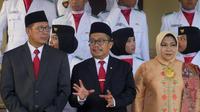 Upacara peringatan HUT RI ke-74 di Jedaah, dipimpin Menteri Agama Lukman Hakim Saifuddin, Dok Kemenag
