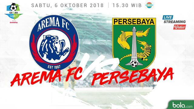 Prediksi Arema Vs Persebaya Singo Edan Ingin Melepas Kutukan Imbang Indonesia Bola Com