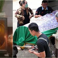 Pemakaman Yana Zein (Bintang Pictures)
