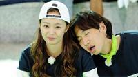 Lee Kwang Soo dan Jun So Min.
